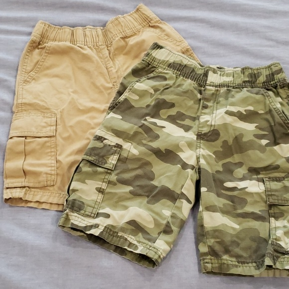 496e82133f Children's Place Bottoms | Bundle 2 Pair Childrens Place Cargo ...